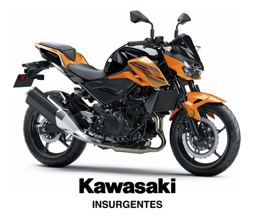 kawasaki insurgentes z400 abs 2020