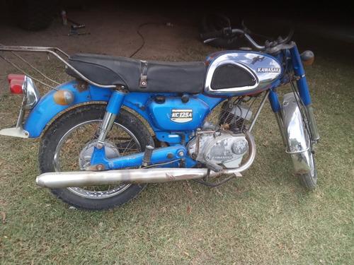 kawasaki kc 125