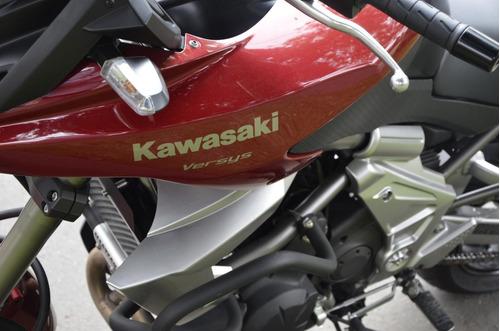 kawasaki kle 650 cbf