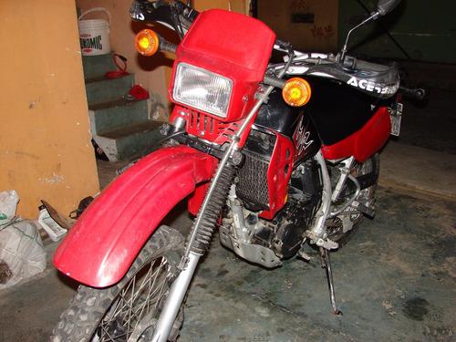 kawasaki klr 250cc 2004 tipo moto cross