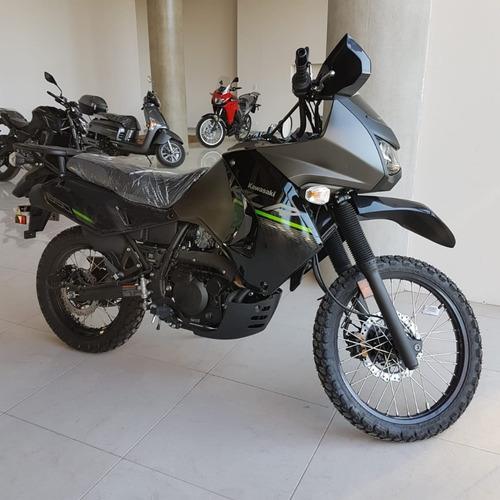kawasaki klr 650 0km 2018 kawasaki marrocchi