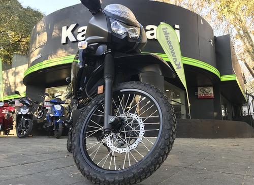 kawasaki klr 650 0km touring 12 cuotas