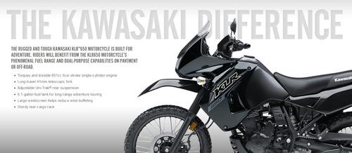kawasaki klr 650 650
