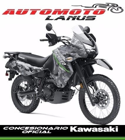 kawasaki klr 650 camo 0km 2018 automoto lanus