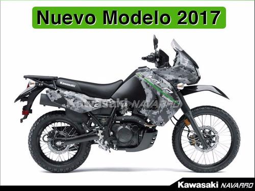 kawasaki klr 650 camo 2017 0km 650cc