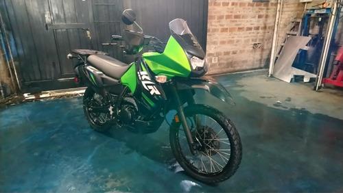kawasaki klr 650 enduro motos