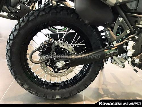 kawasaki klr 650 kamo 2017 0km