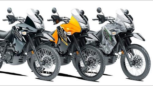 kawasaki klr 650 motos