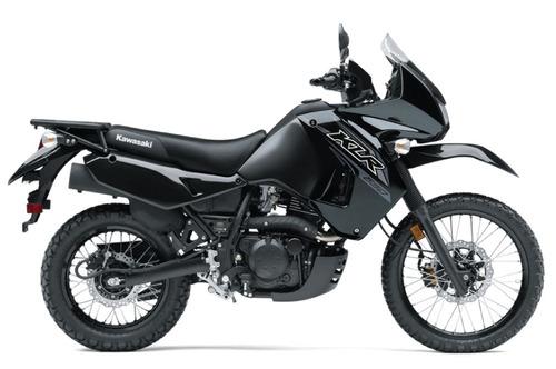 kawasaki klr 650 okm. enduro trail ruta dompa motos