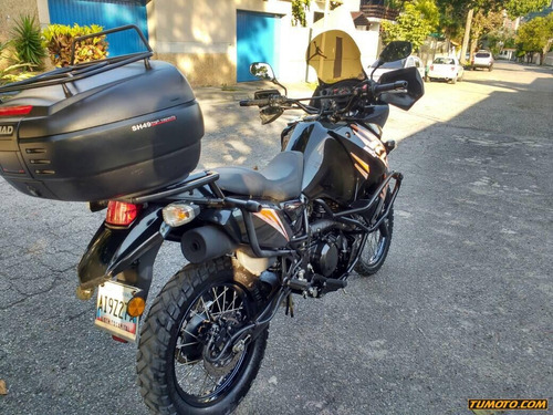 kawasaki klr 650 premium 501 cc o más