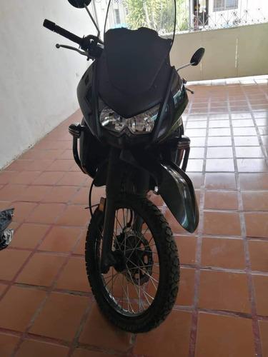 kawasaki klr 650cc año 2014