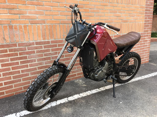 kawasaki klr scrambler 650cc