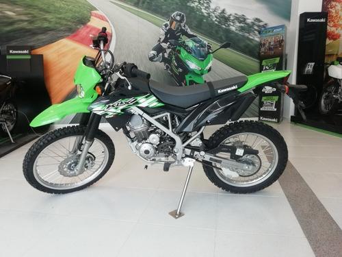 kawasaki klx 150 modelo 2020