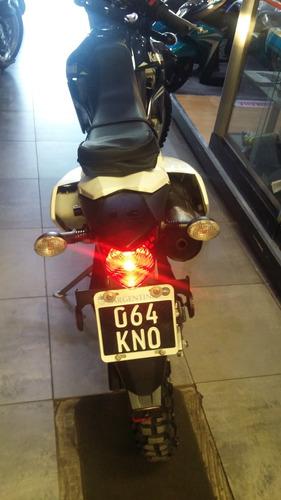 kawasaki klx 250 año 2013 con 3800 km - financiac - motos mr