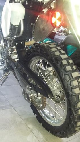 kawasaki klx 250 año 2014 con 3800 km - financiac - motos mr