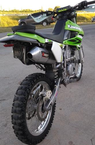 kawasaki klx 250 s modelo 2009