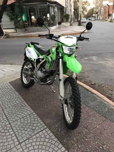 kawasaki klx 250s - homologada