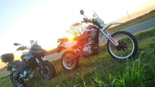 kawasaki klx 650 c2  exelente