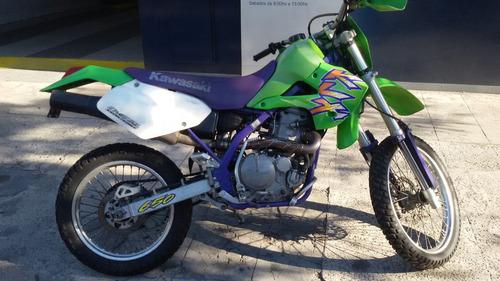 kawasaki klx 650r 1997