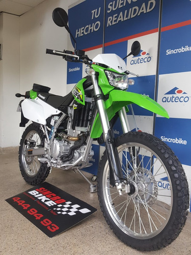 kawasaki klx250 fuel injection