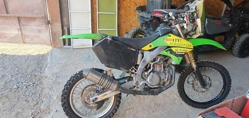 kawasaki klx450r rally ht kit