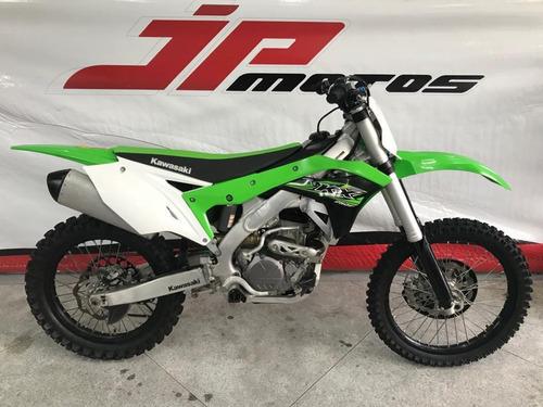 kawasaki kx 250 2017 verde oficial com di