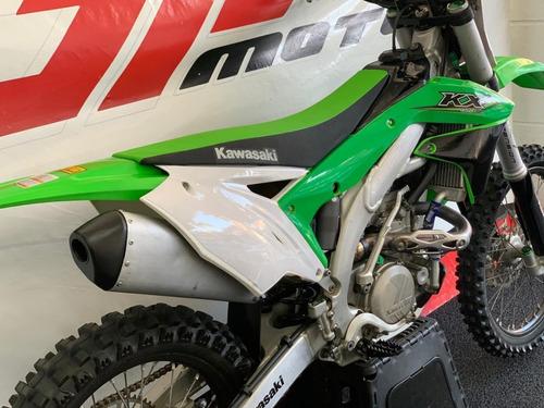 kawasaki kx 450 2018 verde