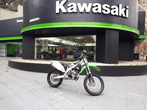 kawasaki kx 450 f cross usada año 2012 oportunidad!
