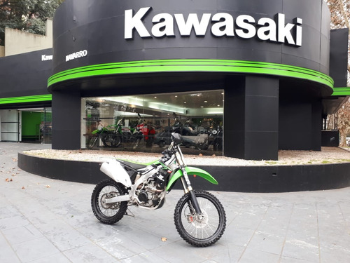 kawasaki kx 450 f enduro usada año 2012 oportunidad!