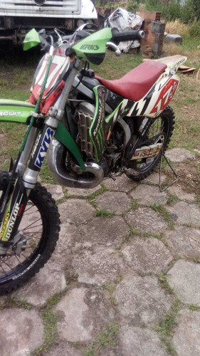 kawasaki kx250cc