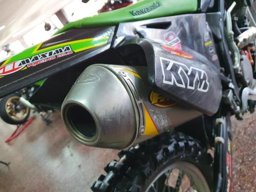 kawasaki kxf 250 2004 -  permutas -  financiacion