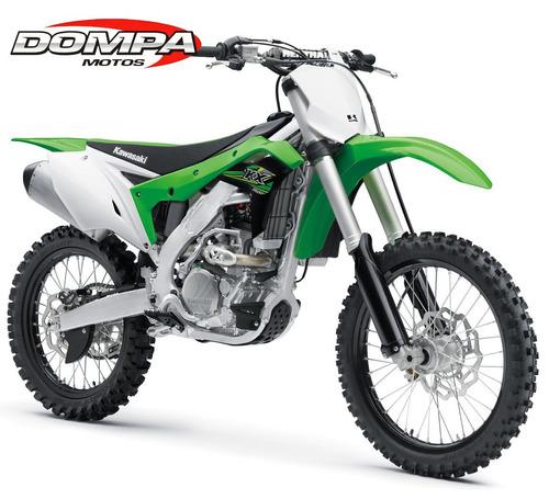 kawasaki kxf 250 kx 250 f motocross circuit mxgp dompa motos
