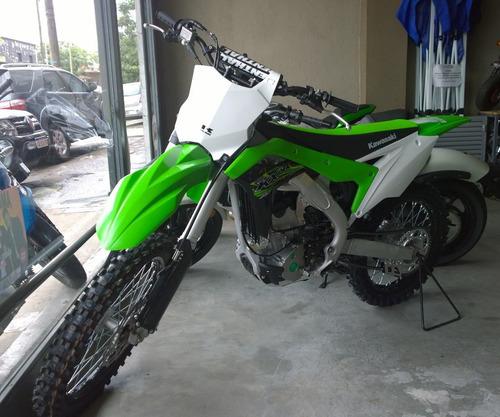 kawasaki kxf 250 kx 250 f motocross supercross dompa motos