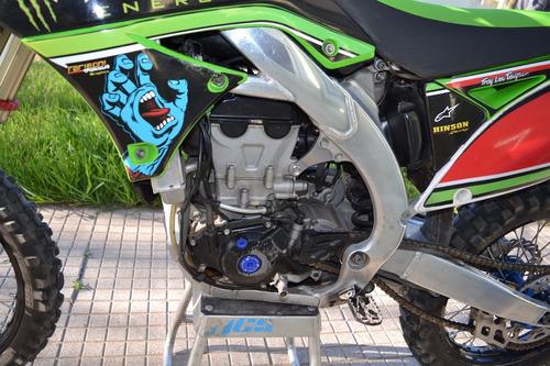 kawasaki kxf 450 cc 2010