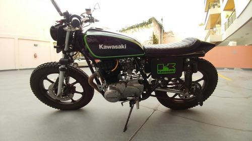 kawasaki kz 440 1980 excelente