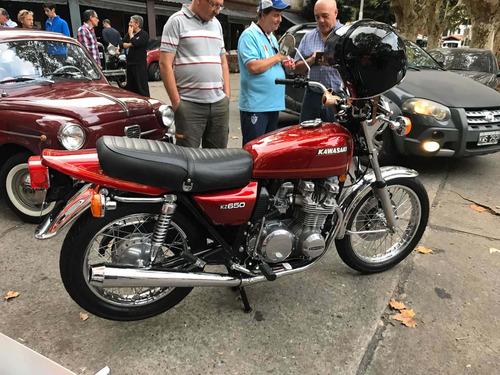 kawasaki kz 650 1977