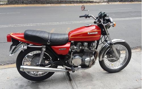kawasaki kz 650 clasica