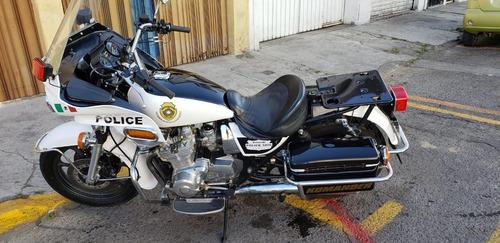 kawasaki kz1000 police , de colección