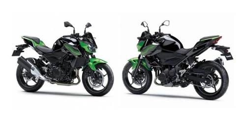 kawasaki modelo motos