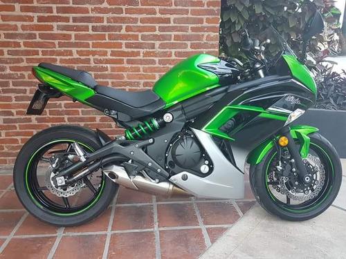 kawasaki moto ninja 650 r abs complejo costa salguero