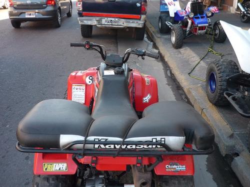 kawasaki motos cuatriciclo