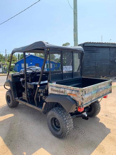 kawasaki mule 4010 trans