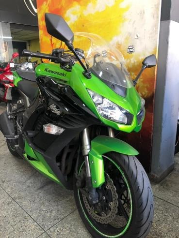 kawasaki ninja 1000 - 2012 - king motos