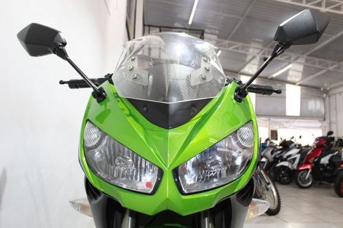 kawasaki ninja 1000 abs 2012 verde