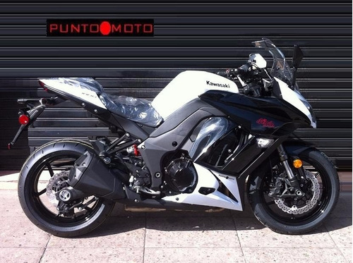 kawasaki ninja 1000 sx fabricacion 2014 puntomoto15 27089671