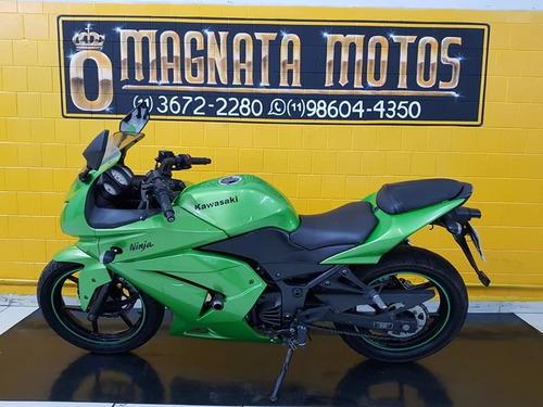 kawasaki  ninja 250 r - verde  - 2011 - 1197740-1073 débora