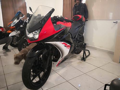 kawasaki ninja 250cc 2009