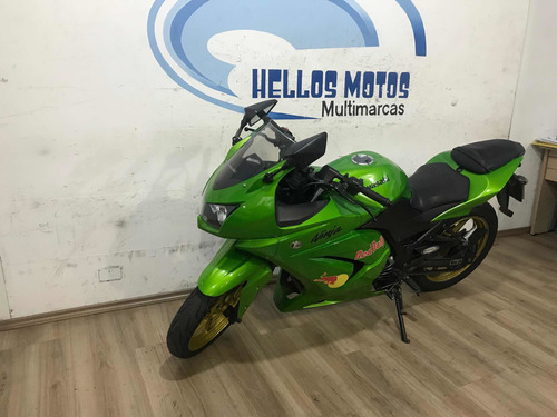 kawasaki ninja 250r 2012 aceito moto mfin 48x cartao 1,6%am