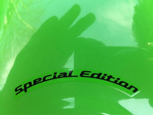 kawasaki ninja 250r edicion especial 2011