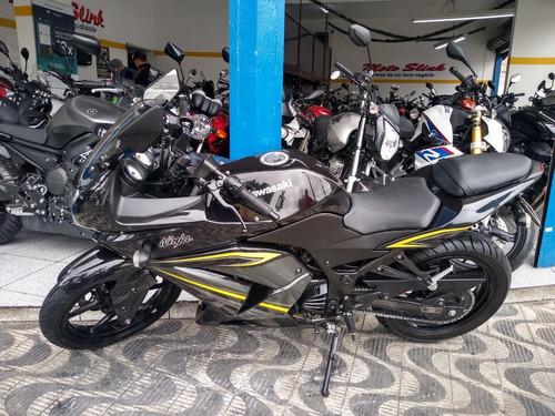 kawasaki ninja 250r moto
